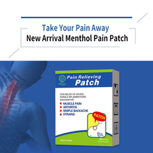 KONGDY Health Care Chinese Menthol Pain Relieving Patch 30Patches/Box Herbal Pain Patch for Arthriti Lumbago Sciatica Rheumatism