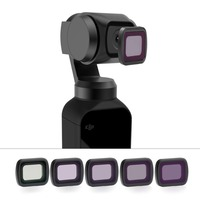 CPL Filter for DJI Osmo Pocket Camera Lens Filter Kit ND4 PL/ND8 PL/ND16 PL/ND32 PL Filters for DJI OSMO Pocket Accessories
