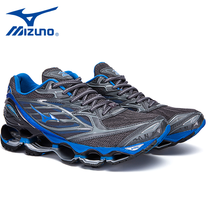 Mizuno Wave Prophecy 6 Professional sports Men Shoes Outdoor Stable Sports Weightlifting shoes Sneakers mizuno running shoes men