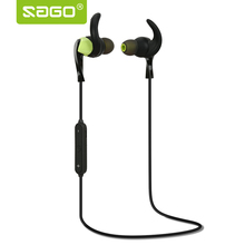 Best price Sago S1 Bluetooth Wireless Earbuds HiFi waterproof IPX7 Headset Running Earphone Sports Earpiece for Iphone/x Samsung GALAXY7/s7