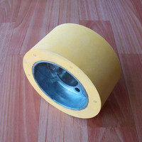 Sanding Belt Wheel with Aluminium Core for Sander Polisher machine Woodworking machinery polishing wheel
