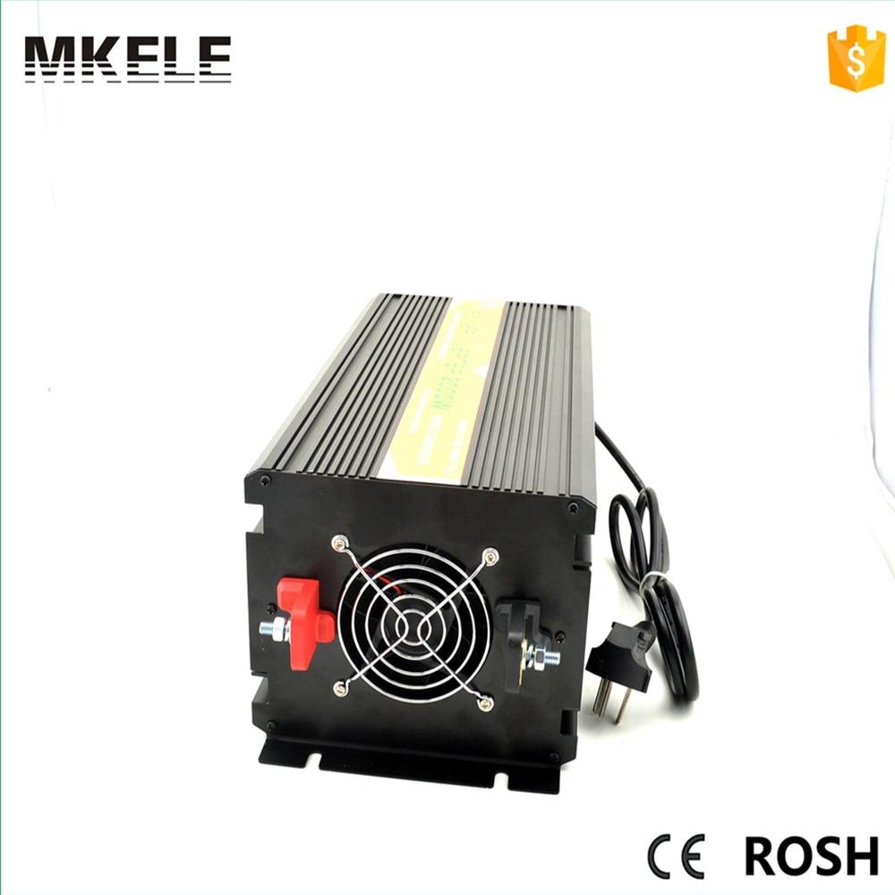 цена на MKP2000-122B-C 2000w pure sine wave inverter charger,220/230vac 12v power inverter 2000w rechargable power inverter
