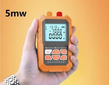 3in1 Optical Power Meter Visual Fault Locator Network Cable Test optical fiber tester, 5mw Visual Fault Locator measuring optical fiber network laser optical fiber line cable tester fiber optic visual fault locator test pen mt 7501 1mw