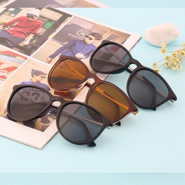 Retro Vintage Cat Eye Round Cycling Sunglasses 1