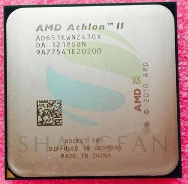 AMD Athlon X4 651 X4 651K X4-651 X4-651 3.0GHz 100W Quad-Core CPU Processor AD651KWN43GX AD651XWNZ43GX Socket FM1/905pin