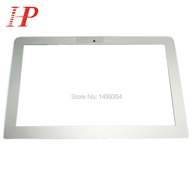 "Genuine New  LCD Screen Front Bezel Frame For Macbook Air 11"" A1370 A1465 MC505 MC506 MC968 MC969 MD223 MD224  2011 2012 Year"