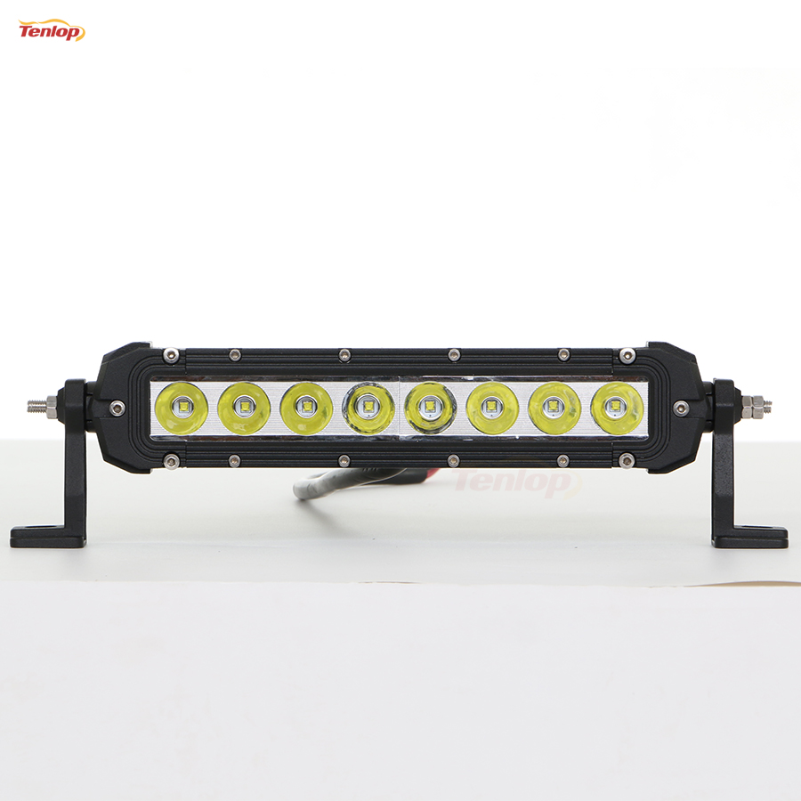 Light Sourcing 12 Inch 40W Light Bar For Offroad Wrangler ATV Truck Boat light sourcing the newest type 6 3 inch 60w cree tuning light black red for offroad atv suv wrangler truck 12v 24v