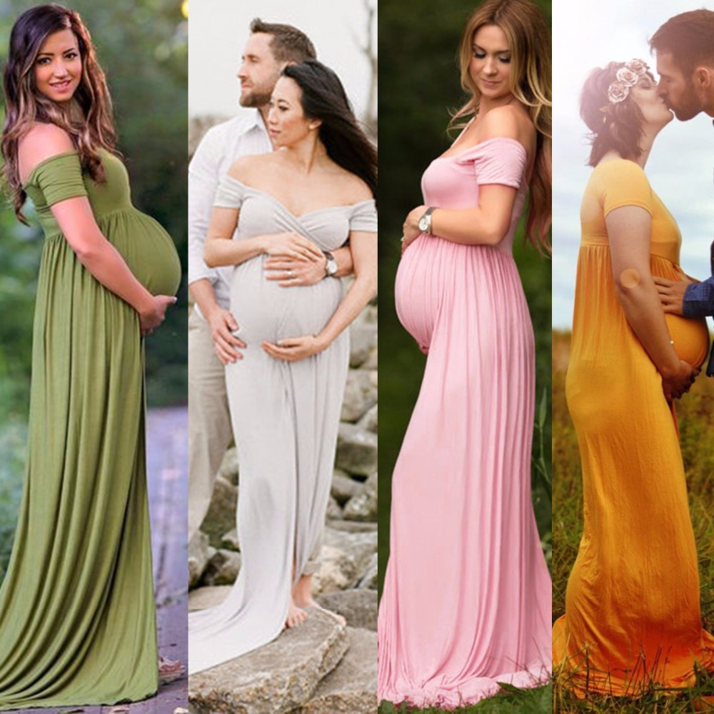 Aliexpress.com : Buy 2017 maternity photography props maxi Maternity ...