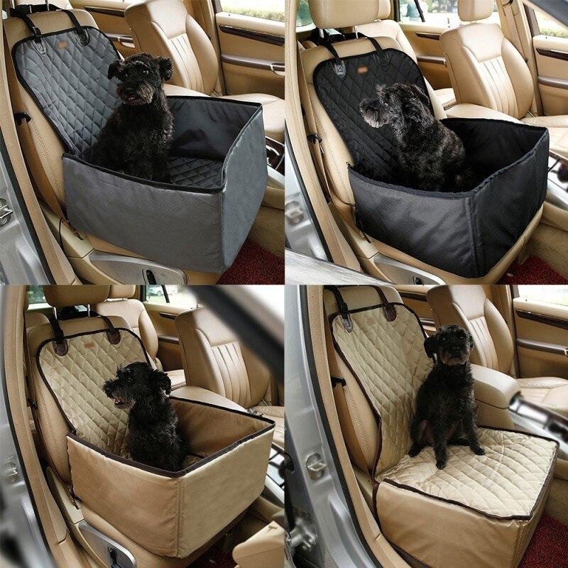 pet cat cão carro reforço assento capa