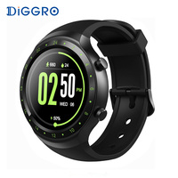 Diggro DI07 Android 5 1 Smart Watch MTK6580 Bluetooth 4 0 RAM 512MB ROM 8GB Support