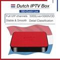 Ipremium TV online IPTV Box mit Ein jahr Dutch iptv Frankreich Arabisch UK Deutschland Israel USA Kanada iptv kostenloser versand-in Digitalempfänger aus Verbraucherelektronik bei