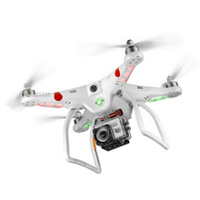 2016 Professionele rc Drones FX-G350 2.4G 4-Axis FPV RC Quadcopter met Borstelloze Motor Gimbal 13.0 4 K camea RTF vs Nul XPLORER