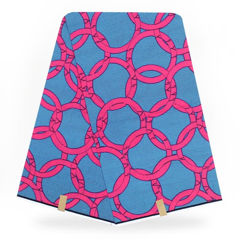 753f2ffd01b Plus Populaire Conception 100% coton super hollandais cire africain tissu  Pour femme Vêtements W00115-18