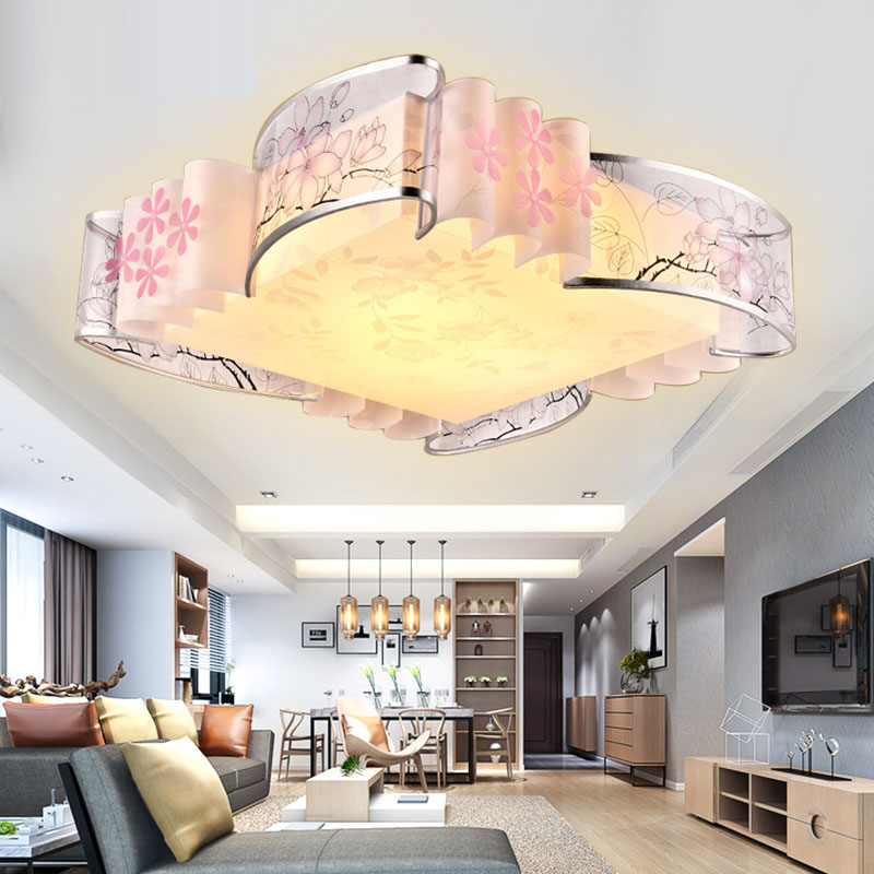 Card led bedroom lights romantic ceiling light dimming modern classic chinese style fashionCard led bedroom lights romantic ceiling light dimming modern classic chinese style fashion