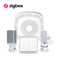 Zigbee Smart Home Security Alarm System
