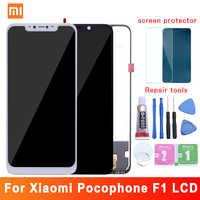 2018 Original nouveau pour Xiaomi Pocophone F1 LCD affichage écran tactile numériseur assemblée pour Xiaomi Pocophone F1 LCD écran remplacer