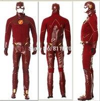 Cosplay font b superhero b font superman the flash adult costume hi q men s wear.jpg 200x200