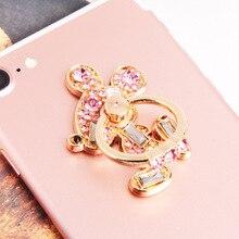 Luxury ring for Phone Finger Ring Holder Smartphone Mobile Phone Finger Stand Holder For iPhone Samsung Smart Phone ring tree print ring phone holder