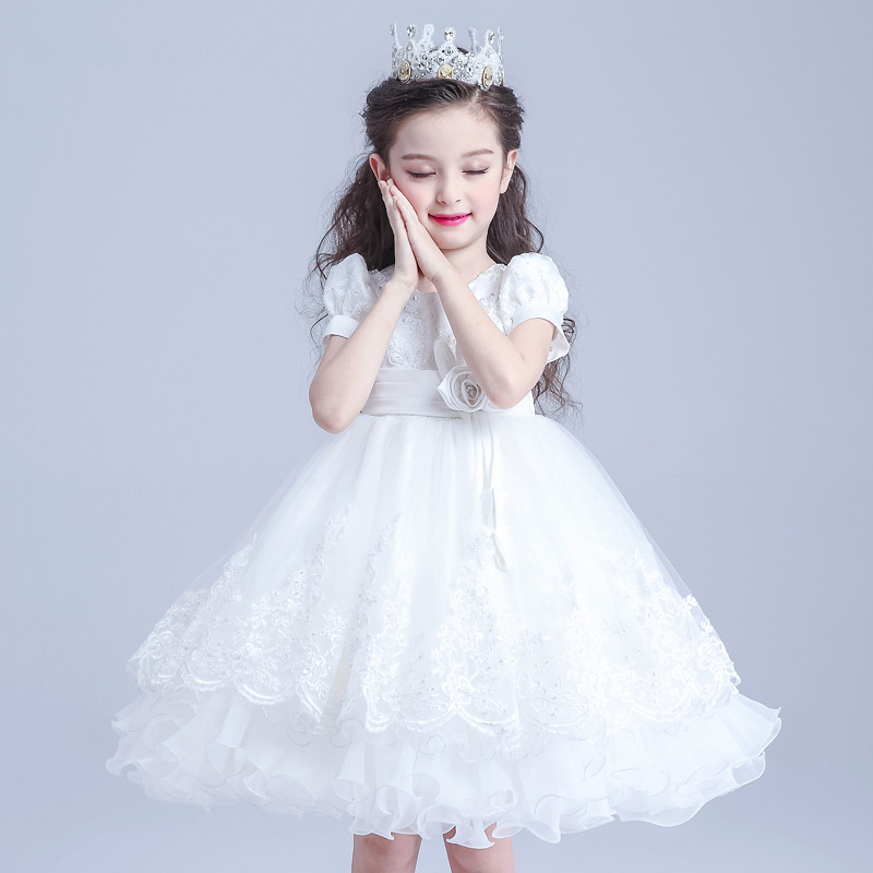 Aliexpress.com : Buy Formal Party Girl Dresses Western Style Child ...