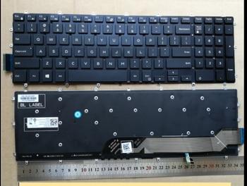 Backlit US new laptop keyboard for  DELL  vostro 15-5568 V5568 English black