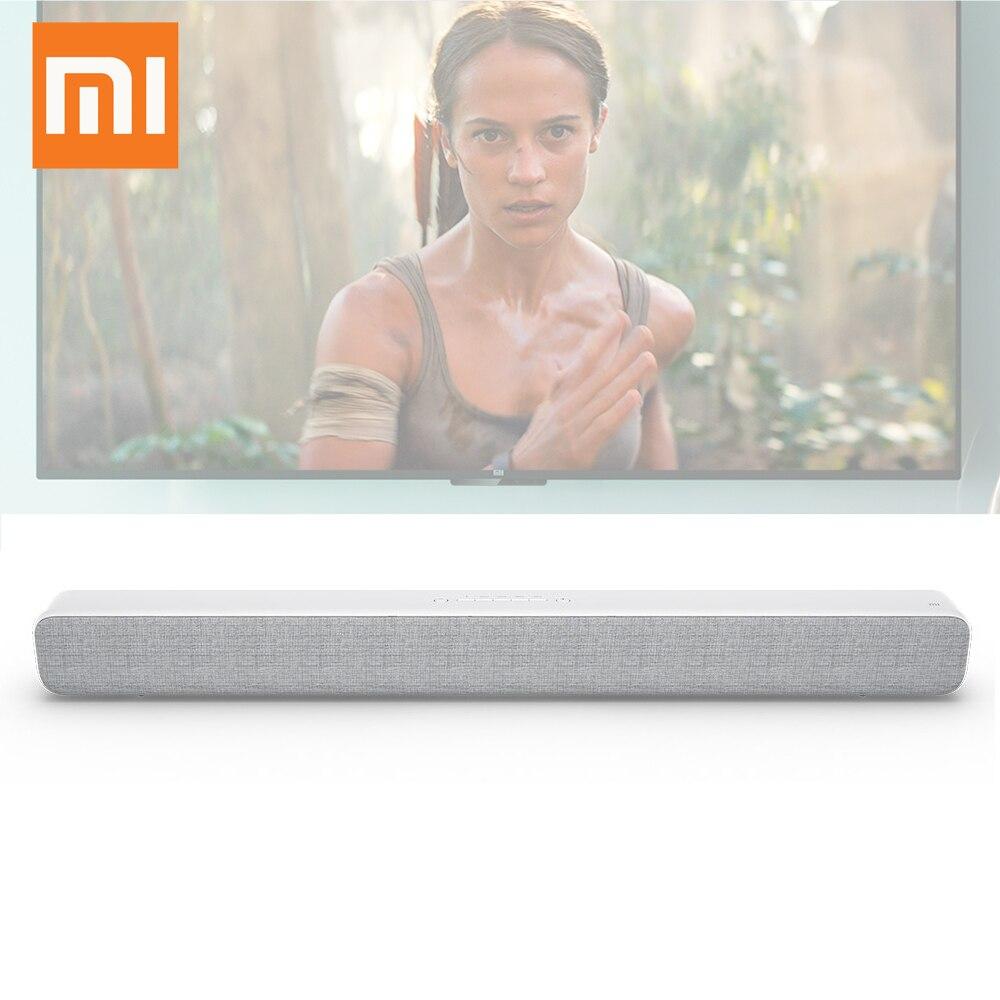 Оригинальный Xiaomi Bluetooth ТВ звук бар беспроводной динамик Саундбар поддержка оптический SPDIF AUX в для домашнего кинотеатра