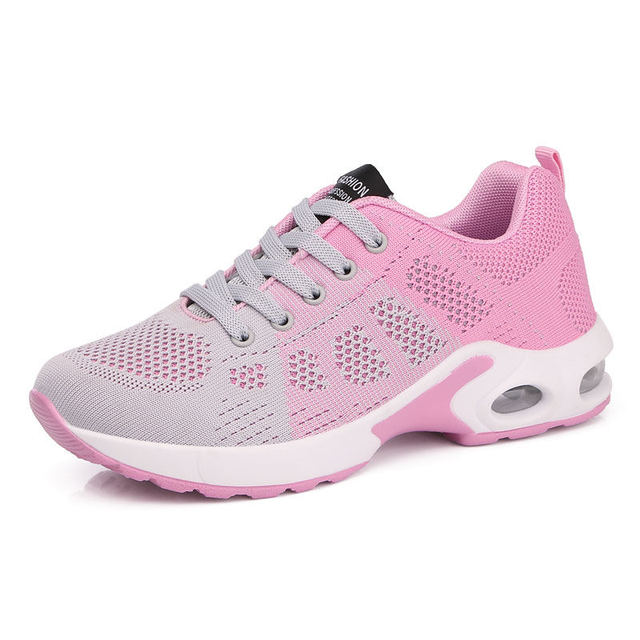 DAESPHETEL Outdoor Running Jogging Light Sneakers 2018 Women walking Breathable