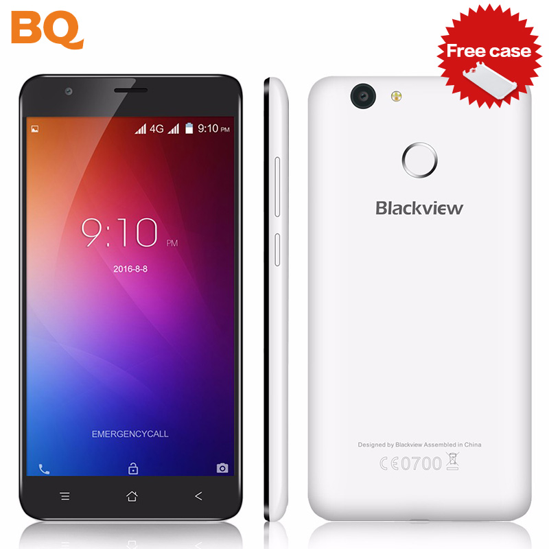Original Blackview E7 Smartphone 5.5 Inch Android 6.0 MTK673s