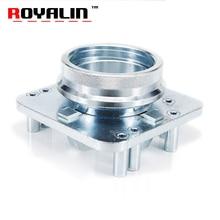 Royalin стайлинга автомобилей фар объектив проектора модернизации инструменты монтажа формы для пресса для Koito Q5 Хелла 3/5 ксеноновые линзы