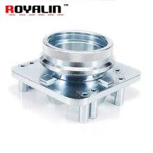 ROYALIN araba Styling far projektör Lens güçlendirme araçları montaj kalıpları levha Koito Q5 Hella 3/5 Xenon mercek