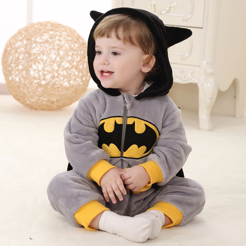 Baby   Rompers   For Boys Girls Clothes Winter Cute Animal Infant Outfit Clothes Newborn Baby Onesie Costume Toddler Bebes Jumpsuit