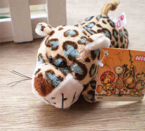 בית אהבה חיות ירוק הבחין נמר מקרר מדבקת מקרר מגנט לילדים הודעה מחזיק בית תפאורה