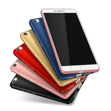 Ultra Thin 360 Full Protection Frosted Matte Hard PC Phone Back Case Cover For Xiaomi Mi Max Slim Silky Phone Fundas Capa Coque(China)