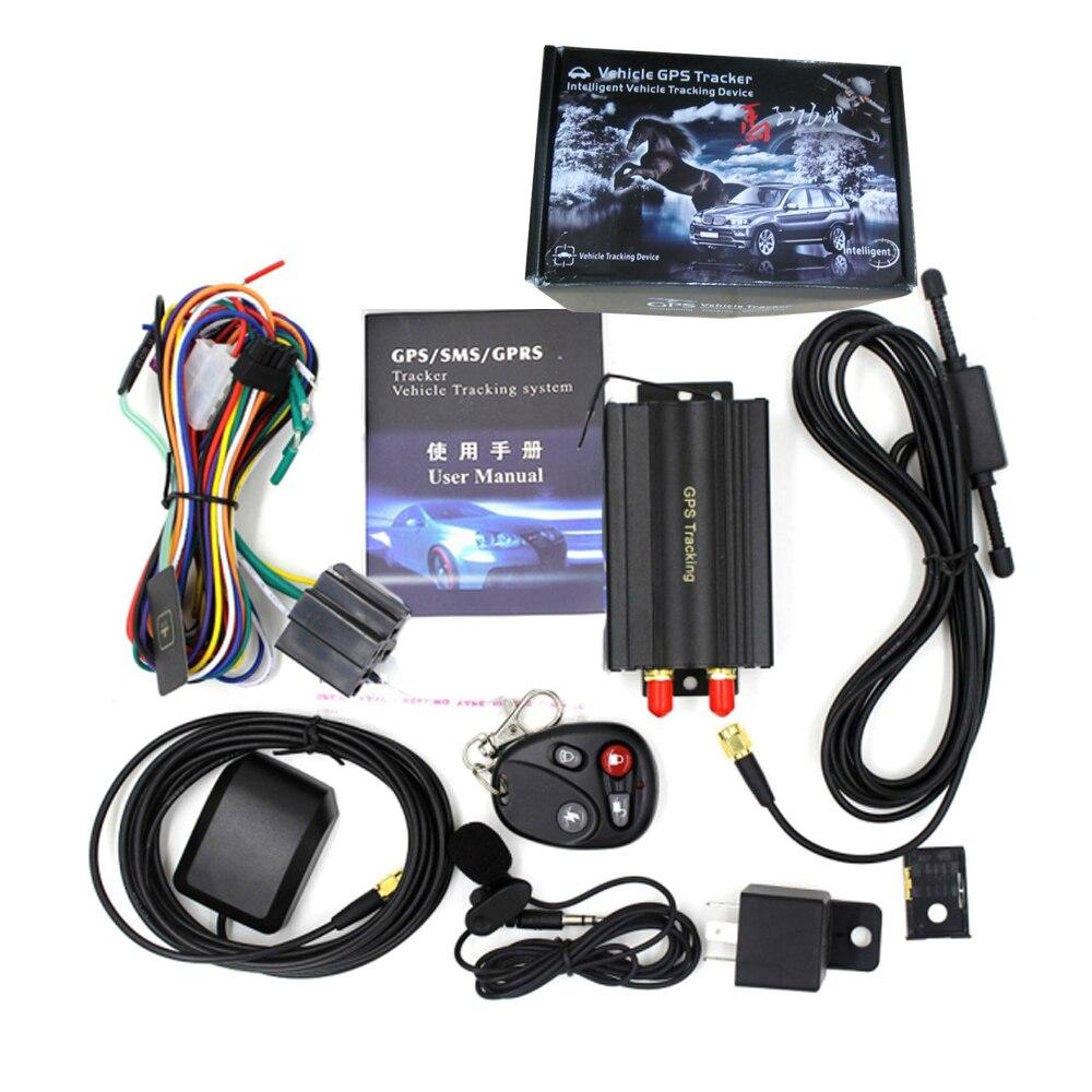 2018 traqueur porte capteur de choc alarme GPS Tracker système Auto véhicule voiture GPS Tracker GSM/GPRS suivi GPS affichage en temps réel