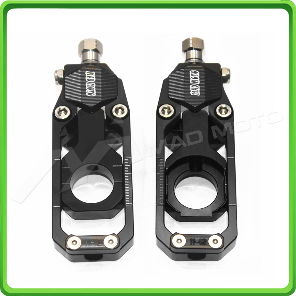 Motorcycle Chain Tensioner Adjuster fit for KAWASAKI Ninja ZX6R ZX-6R ZX 636 ZX636 2013 2014 2015 2016 Black engine case alternator generator stator guard cover for kawasaki zx6r zx 6r zx636 zx 6r 636 2013 2014 2015 2016