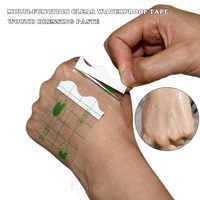10 m/Roll 5-10-15-20cm ruban adhésif étanche pansement gaze Bandages fixation pour le travail sportif Kits d'urgence accessoires