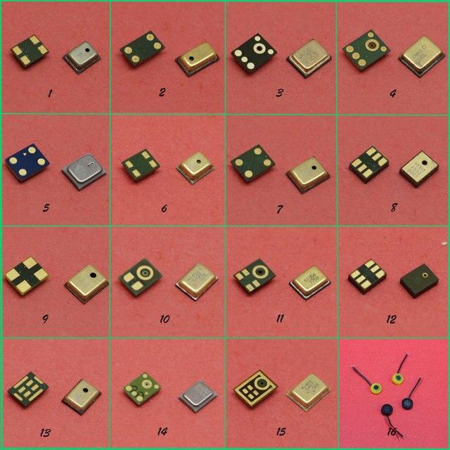 Chenghaoran 16モデルマイクインナーマイク修理サムスンノキアhtcモトローラソニーhuawei xiaomi用レノボasus