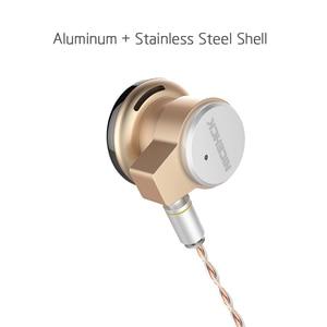 Image 2 - NICEHCK EBX zaczep na ucho słuchawki HIFI metalowe słuchawki 14.8mm dynamiczny sterownik NICEHCK flagowy zestaw słuchawkowy z odpinanym odłączanym kablem MMCX