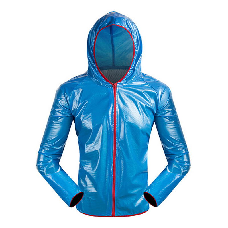 MTB Cycling Jersey MultiFunction Jacket Rain Waterproof Windproof TPU Raincoat Bike Bicycle Equipment Clothes 4 Colors