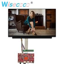 купить 15.6 inch 4K IPS LCD Screen display panel 3840*2160 NV156QUM-N32 with HDMI DP Contoller Driver board Monitor Laptop PC DIY дешево