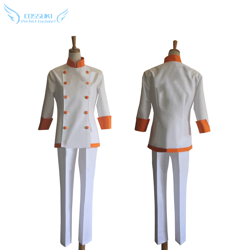 Shokugeki no Soma Takumi Aldini Cosplay Costume Perfect Custom For You