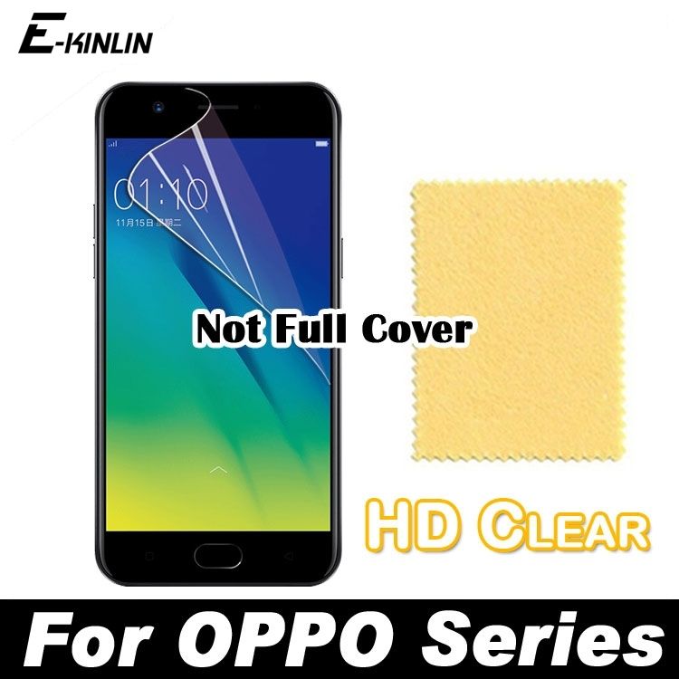 Clear Transparent Display Screen Protector HD Protective Film For OPPO A57 A59 A39 A37 A11 A53 A33 F1s Neo 7 5 5S 2015