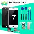 ЖК-экран класса AAA для iPhone 7, 7Plus, 7P, с 3D сенсорным экраном, супер качество, 100% без битых пикселей, дисплей, бесплатная доставка