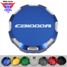 Motorcycle Front Brake Master Cylinder Fluid Reservoir Cover Oil Cap  For HONDA CB1000R  CB 1000R CB 1000 R 2008-2015 2014 2013
