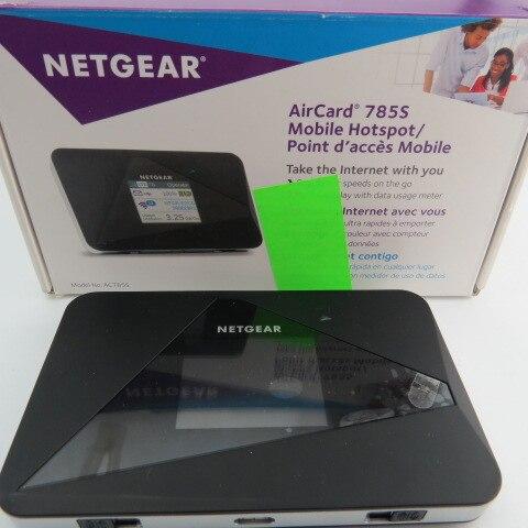 Netgear AirCard 785 4G LTE Mobile Hotspot bis zu 150Mbit/s Micro-SIM netgear ac791l verizon wireless 4g lte mobile hotspot