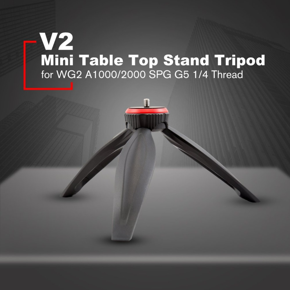 <font><b>FeiyuTech</b></font> V2 Mini Photography Table Top Bracket Tripod for <font><b>FeiyuTech</b></font> WG2 <font><b>A1000</b></font>/2000 SPG G5 Series Stabilizer with 1/4