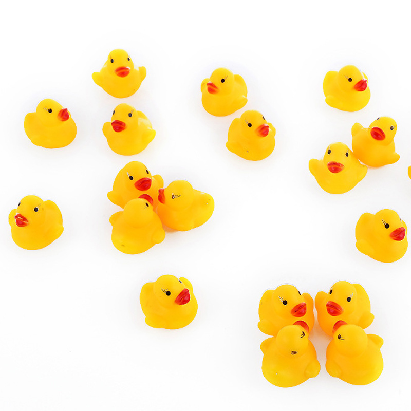 10pcslot-Drink-Float-Water-Swimming-Childs-Play-Mouth-Mini-Small-Yellow-Rubber-Duck-Educational-for-Children-Baby-Bath-Toys-4