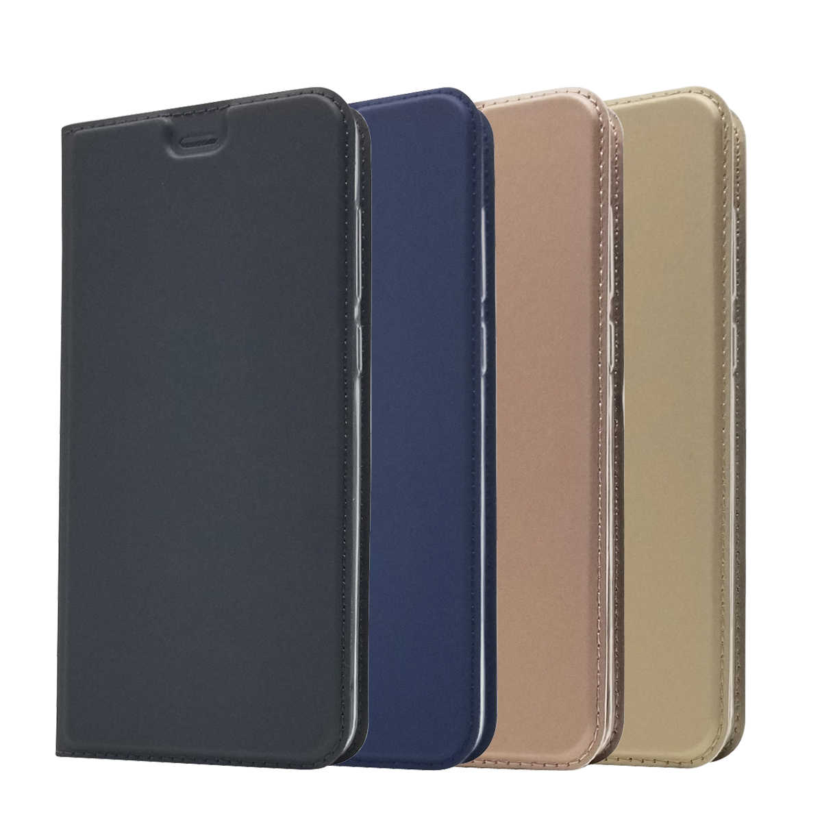 Luxury Business Leather Case For Nokia 5.1 Plus 2.1 5.5 6.1 Cover Leather Nokia 1 2 3 5 6 2018 7 8 9 Cover Wallet Phone Cases