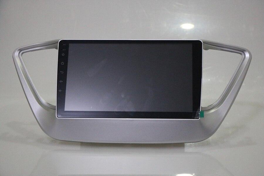 Navirider car multimedia player android 7 1 MP5 1080P tablets for HYUNDAI Verna ACCENT SOLARIS 2016