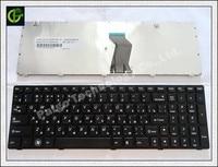 Original Russian Keyboard For IBM Lenovo IdeaPad G585 G585A Z585 Z585A RU BLACK Keys Keyboard