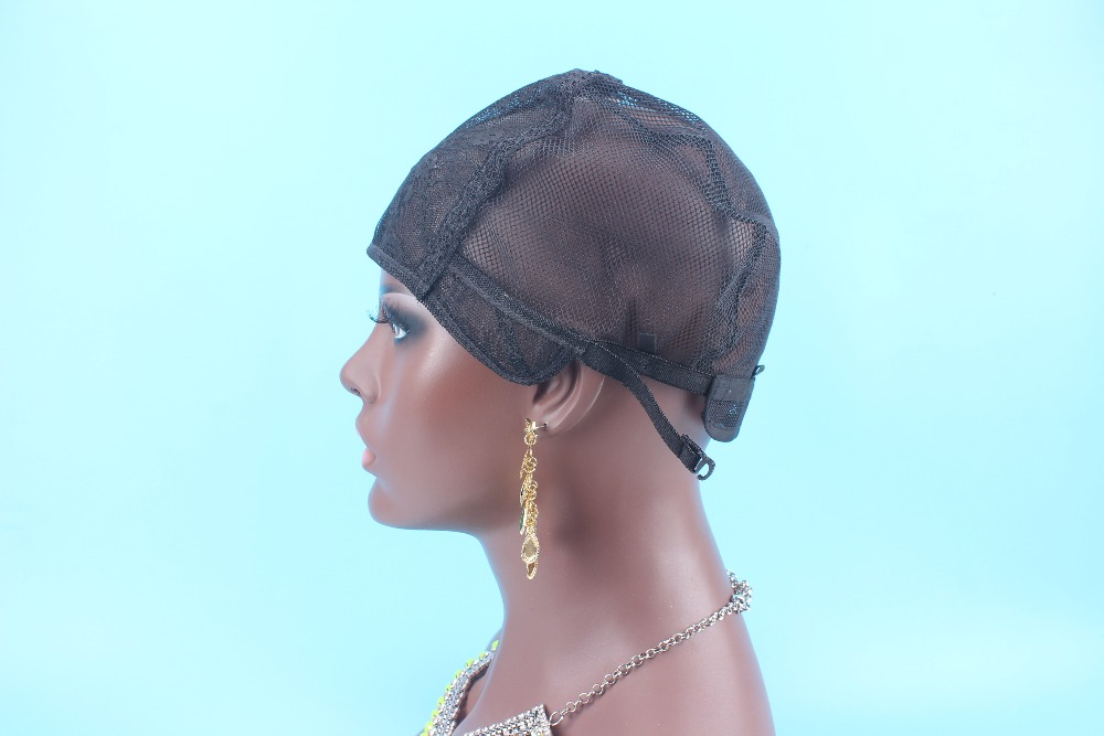 Tools & Accessories Wig Cap For Making Wigs With Adjustable Strap On The Back Weaving Cap Size S/m/l Glueless Wig Caps Good Quality